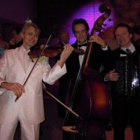 Piroska trio salonorkest