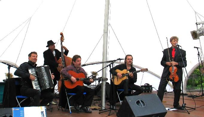 AMARO SWING quintet