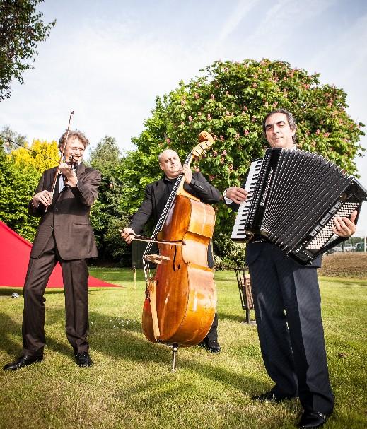 orchestre tzigane PIROSKA zigeunertrio