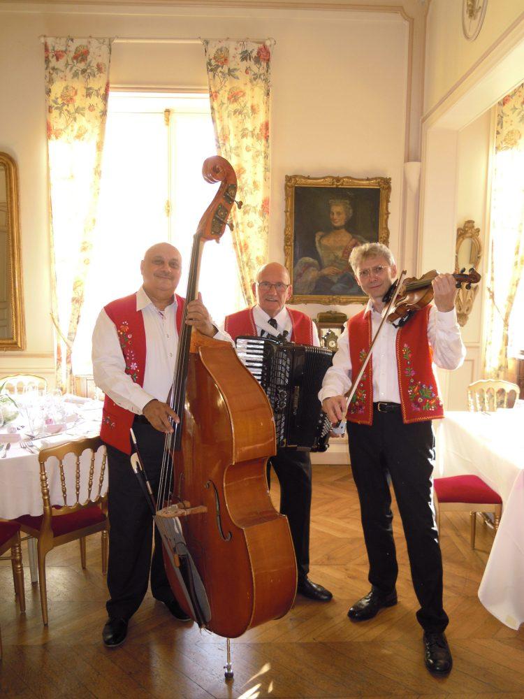 trio PIROSKA à Epernay