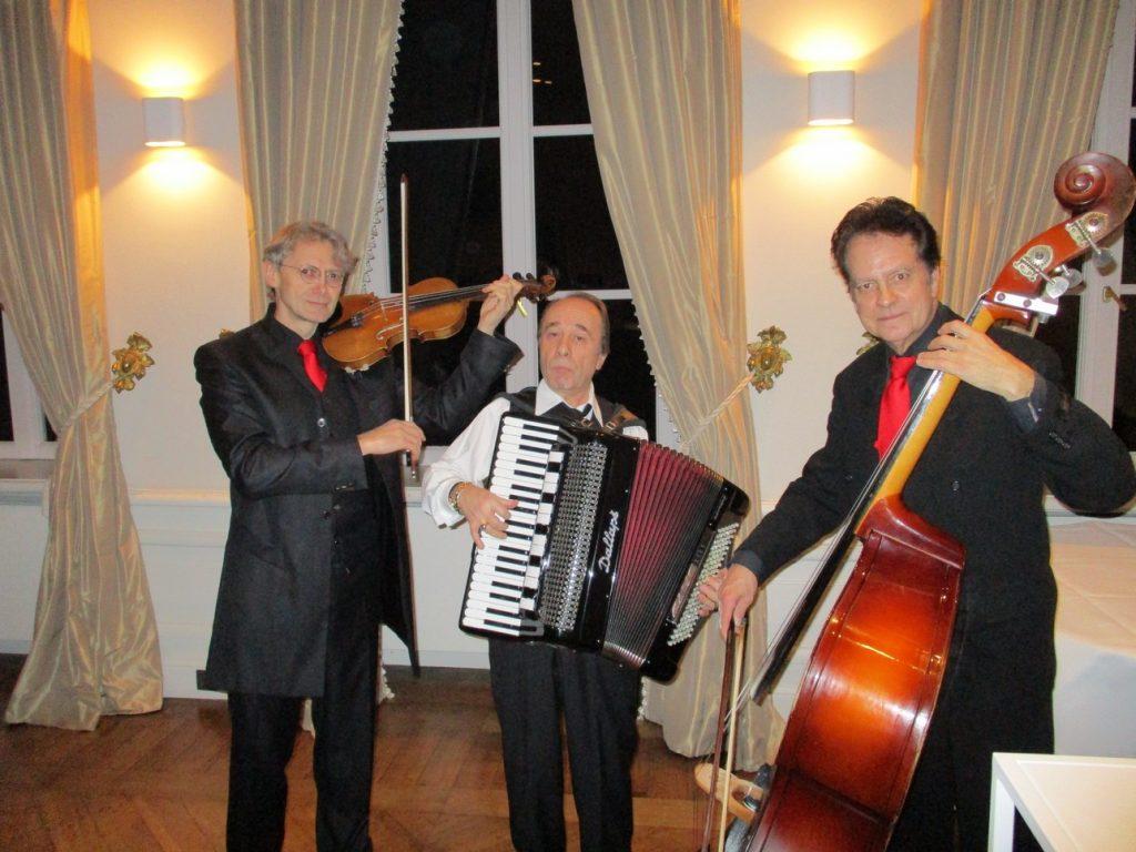 PIROKA trio au Château Bayard